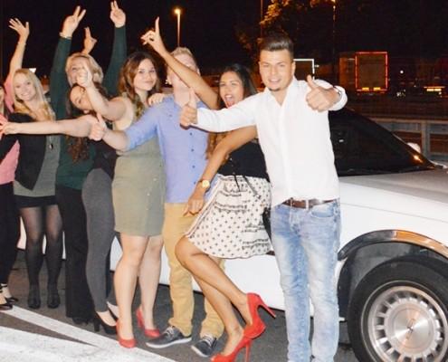 Party Limousine Slide 01