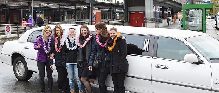 Sandras Polterabend nach Luzern April16