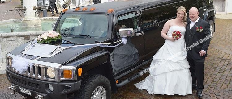 Xenia und Adrian heiraten