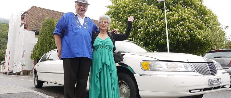 Elsbeth wird 70