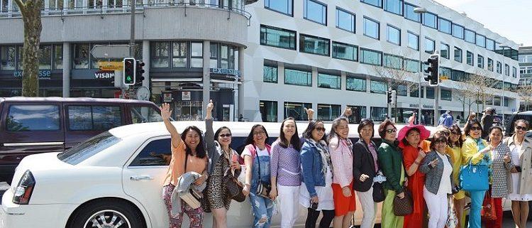 Muttertag Ausflug Luzern Schweiz