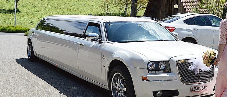 Neue Limousine