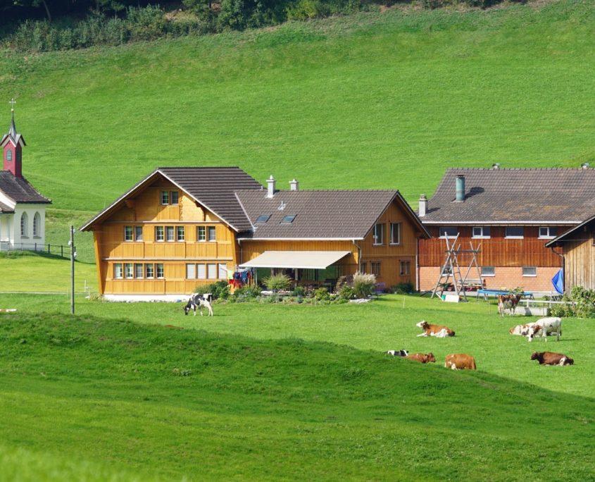 Appenzell Ausserrhoden Landschaft