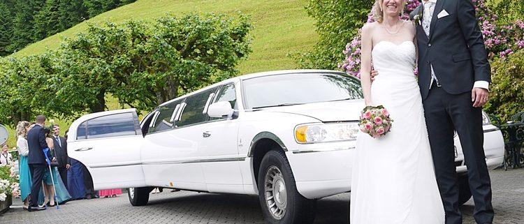 Hochzeitsfahrt Baden Vitznau