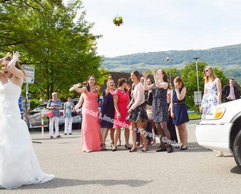 Hochzeitslimousinen Zürich