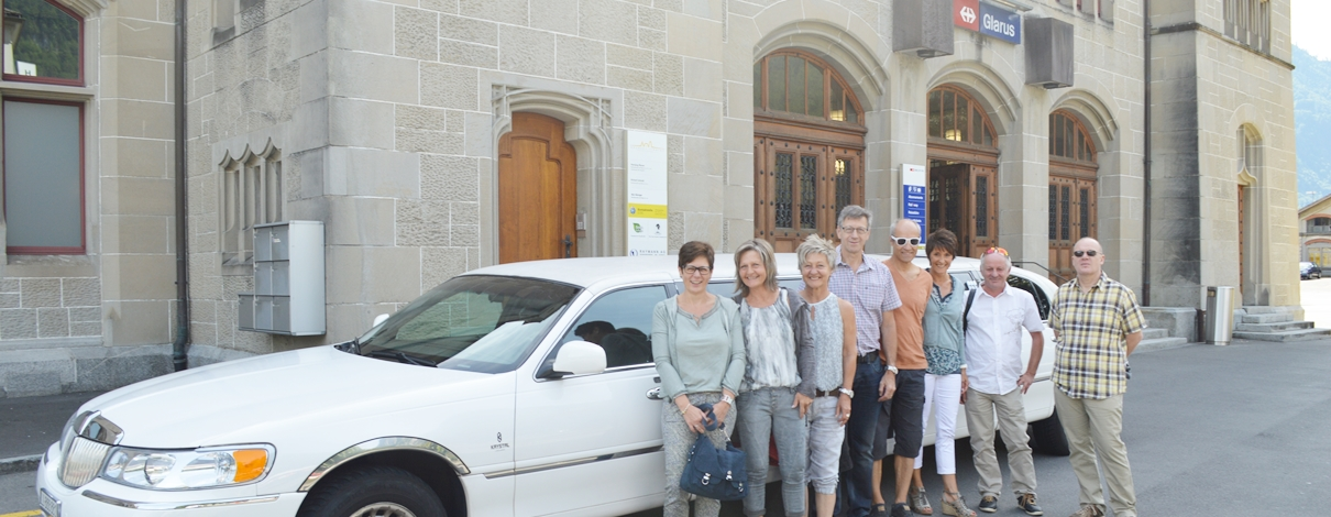 Glarus Limousine mieten 01