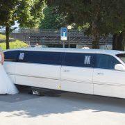 Hochzeitsauto mieten Villmergen Stretch