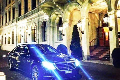 Oberklasse Limousine Service