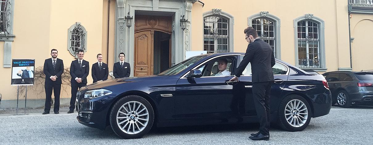 Chauffeur mieten Krystal Fahrer