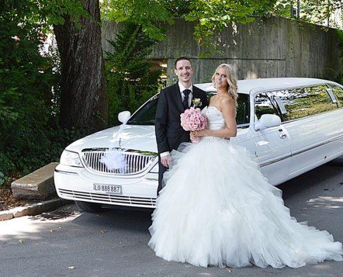 Tobias Nadjas Hochzeitslimo
