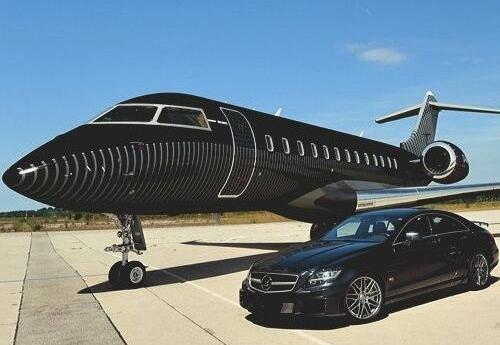 Private Jet und Limousine Serivce