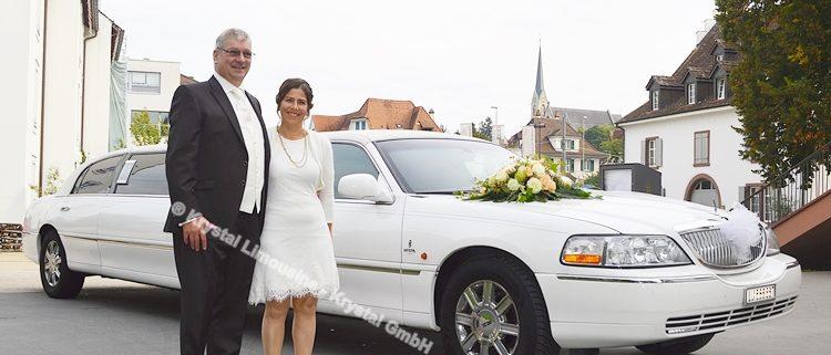 Hochzeitsfahrt Baselland ganz besonders