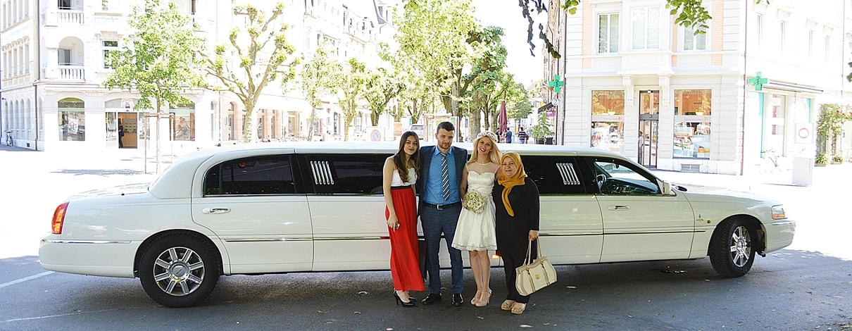 Limousine Solothurn mieten Slider 03
