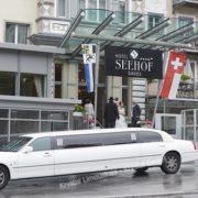 Chauffeur Limousine Zurich Davos