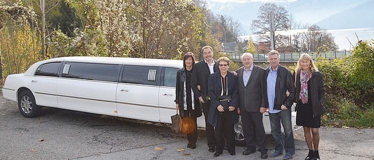 Limousine Service Goldküste ZH