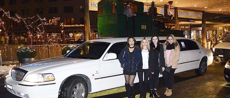 Lauras Limousine in Bern