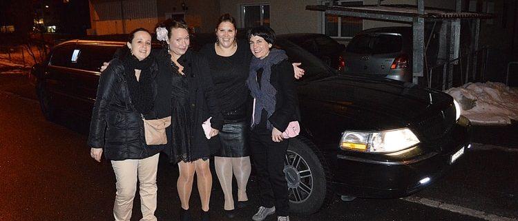 Saras 36 Geburtstag Limousine