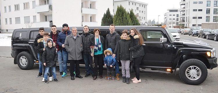 Limousine Deutschschweiz