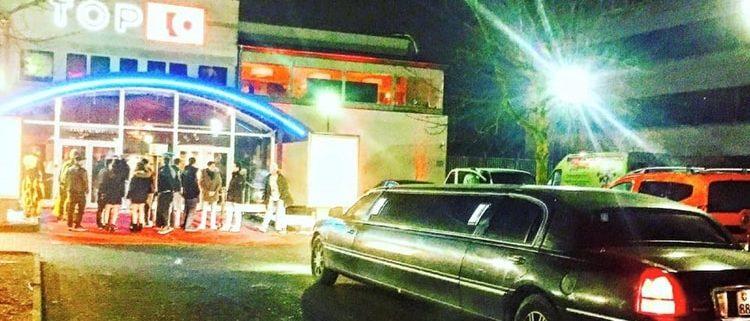 Stretch Limousine mieten Top10 Club Singen