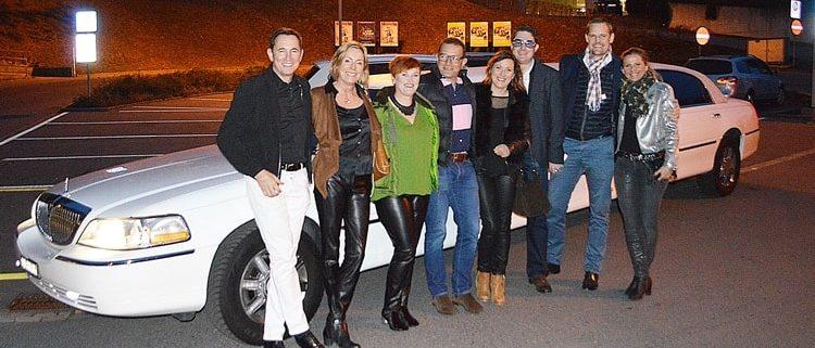 Abend mit Freunden in ZH