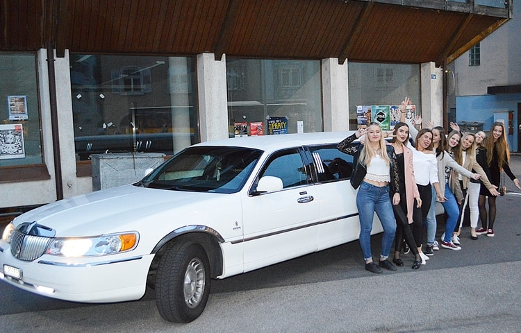 Limousine Service Walchwil