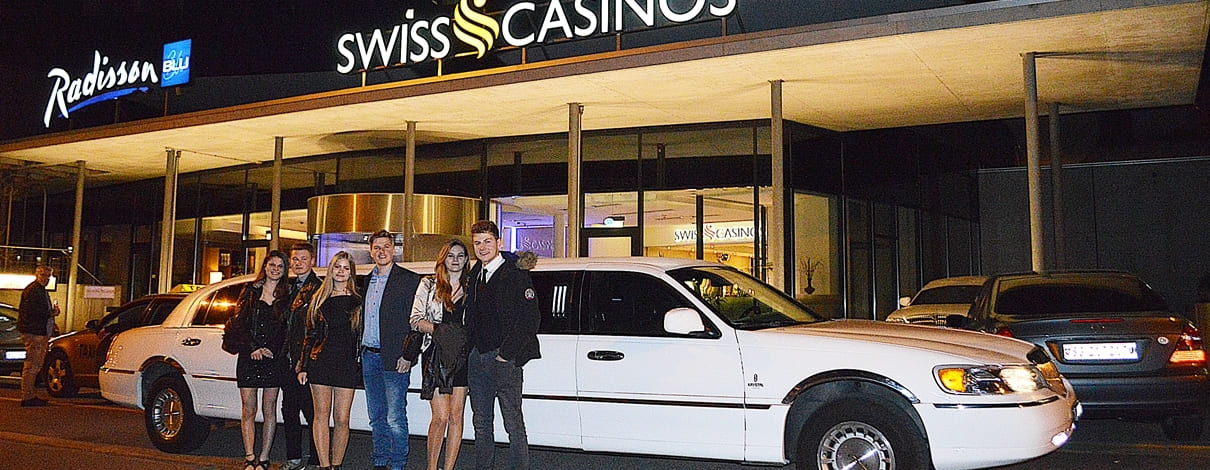 Stretchlimo St Gallen Casino