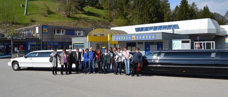 Teamausflug Gastro nach Oesterreich