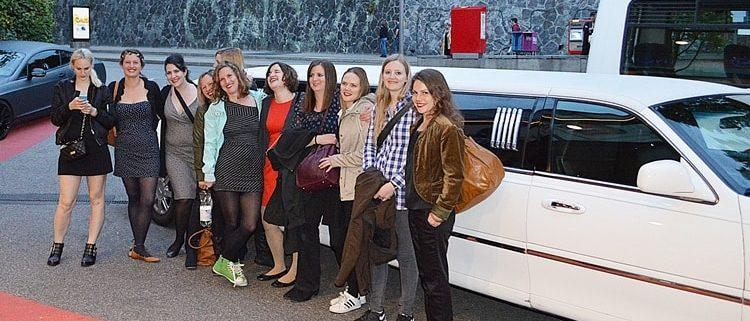 Olivias Polterlimo Tour in Bern