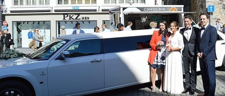 Stefi und Fabu heiraten in Luzern