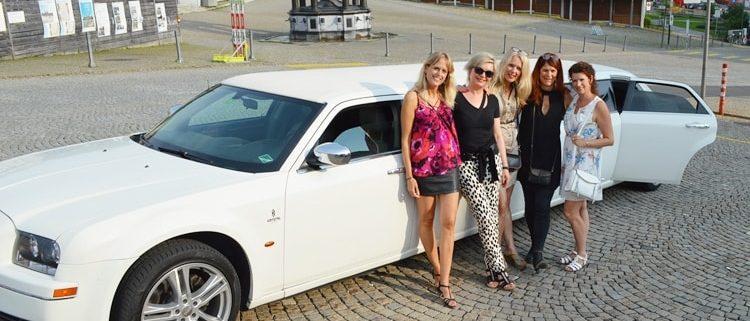 Frauenabend nach Zürich mit der Limo