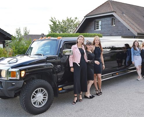 Cloes Hummer Limousine in Bern
