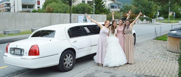 Nadja und Tino heiraten im Graubünden