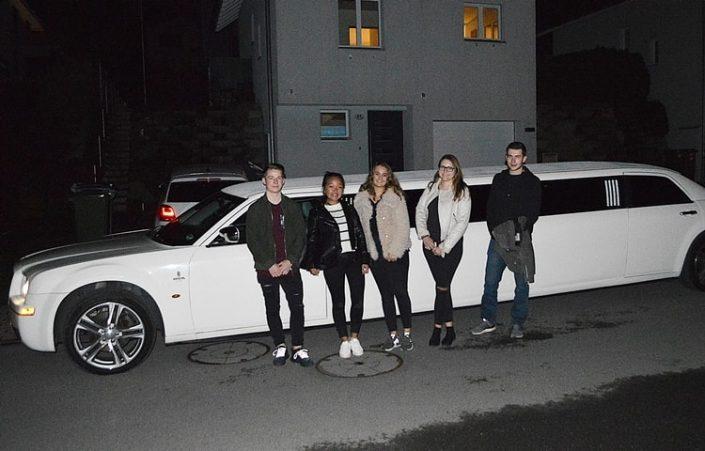 Cedis Chrysler Stretchlimousine