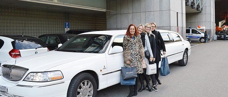 Loritas Geburtstag Limousine