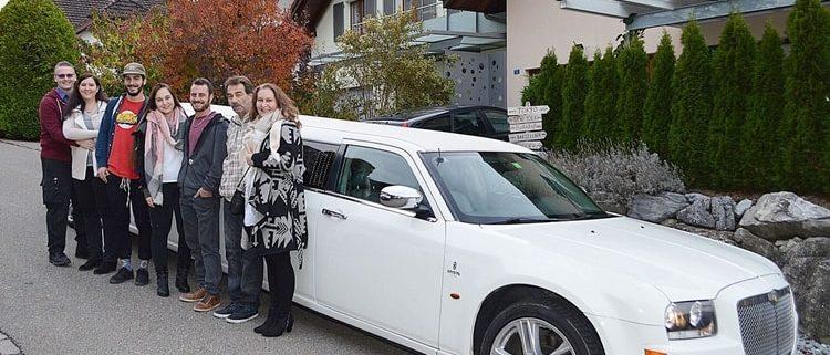 Monika und Armins 25 Hochzeitstag