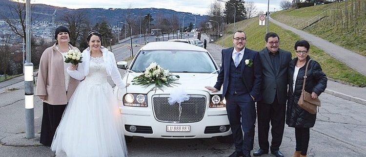 Hochzeit von Mark und Natalie