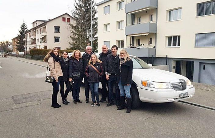 Brunos Geburtstagsfahrt in Basel