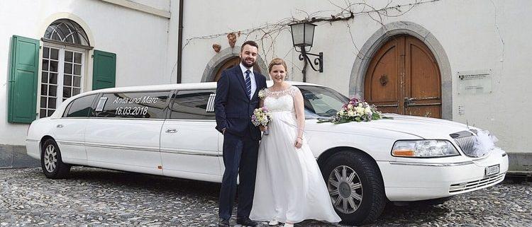 Alice Hochzeitslimo im Graubünden