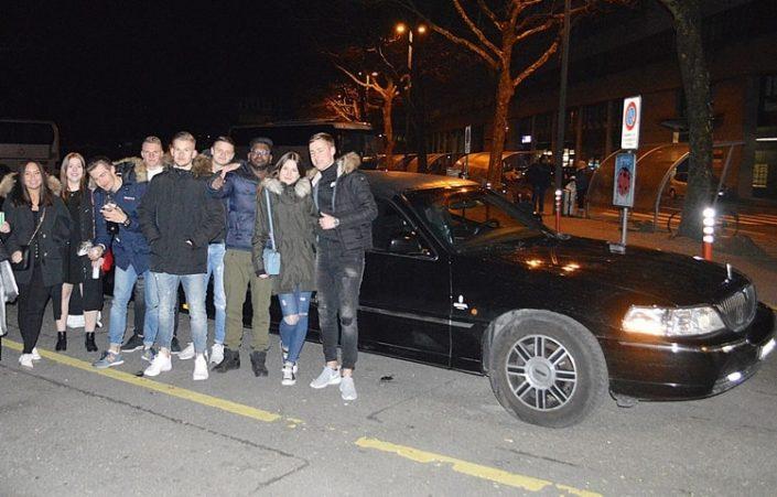 Geburtstag Limo für Noemi in Luzern