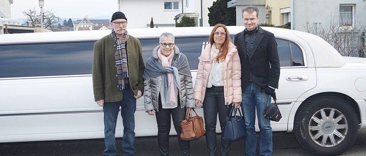 Pia Geburtstags Limo im Aargau