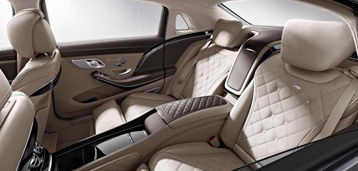 Mercedes Maybach Limousine Service mieten