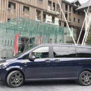 Limousine Service Andermatt URI