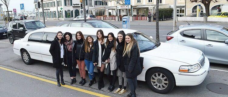 Ladies Fahrt nach Zürich war ein Spass