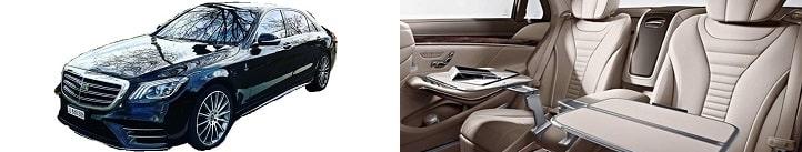 Business Limousine S350dL Facelift