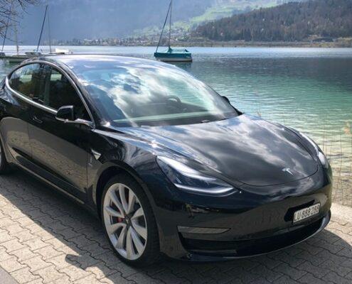 Tesla Model 3 Galerie