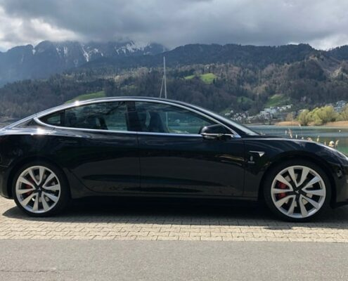 Tesla Model 3 Galerie 2