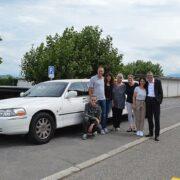 50 Geburtstag Limousine von Magdalena