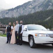 Hochzeitstransfer zum Flughafen ZH
