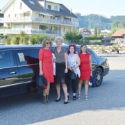 Transfer zum 50 Geburtstag nach Luzern