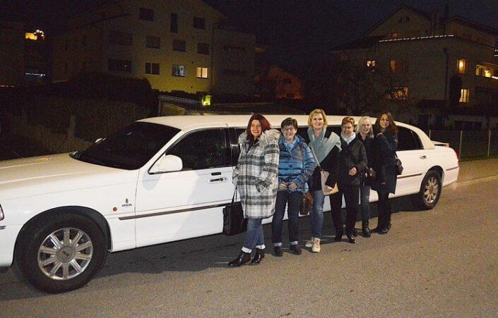 Team Event von Dagmersellen nach Luzern